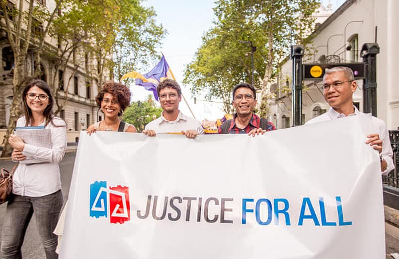 Webinar: How can you tip the scales towards #JusticeForAll? Collective campaigning for grassroots justice.