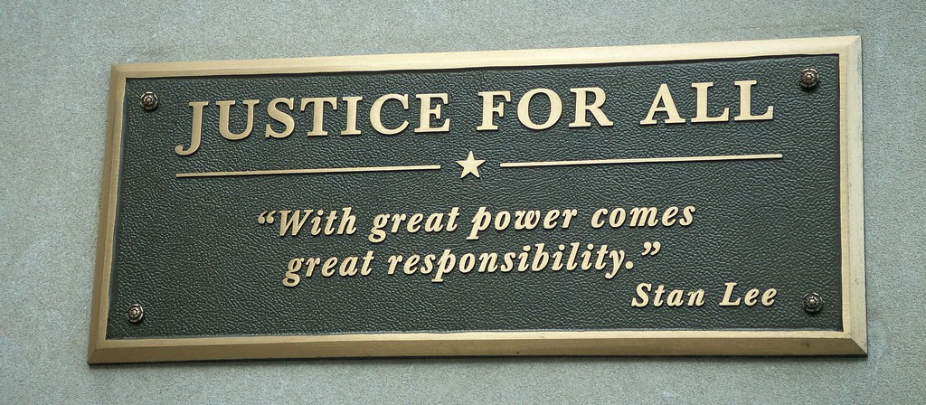 Growing Momentum on Justice for All - the Justice Task force weighs in