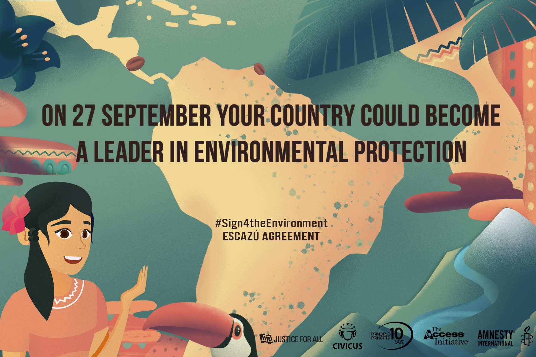 LAC Countries can #TipTheScales towards Environmental #JusticeForAll