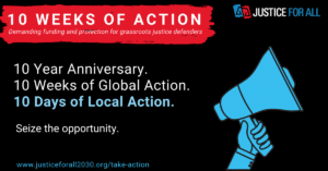 Week 10: Global issues, local action