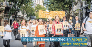 The Elders' New Access to Justice Program